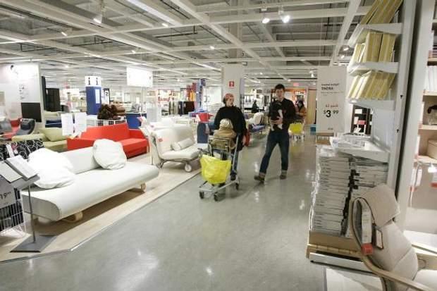 IKEA магазин товари