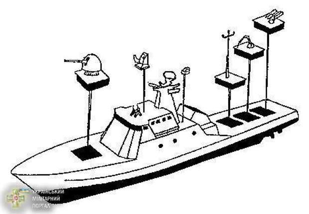 корабель військовий
