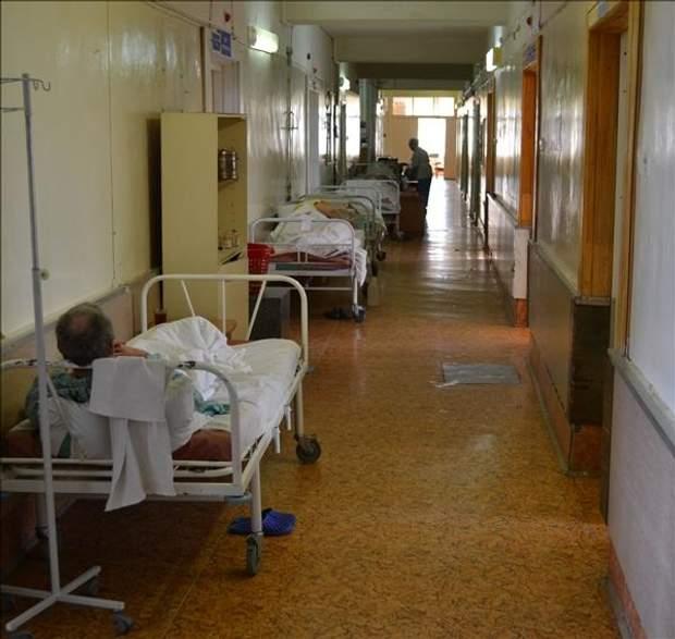 Сокращение койко мест в больницах