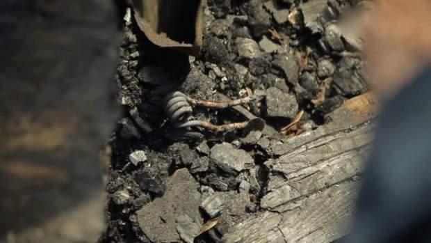 Незалежні експерти знайшли другий кип'ятильник на згарищі