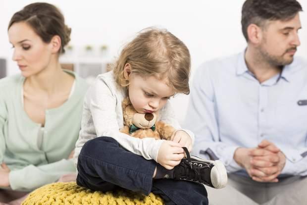 Не змушуйте думати дитину, що вона винна