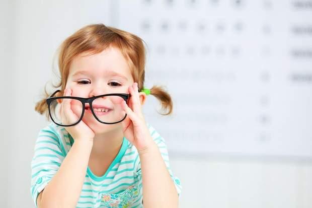 Які окуляри не можна носити дитині - Здоров'я 24 faf4850d9300d