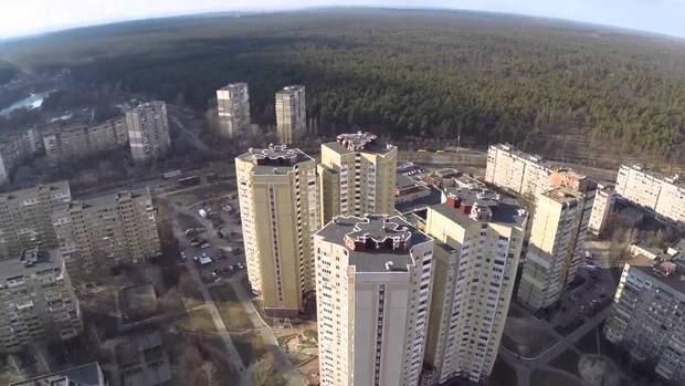 Район Виноградара в Києві