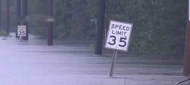 Флоренс ураган США
