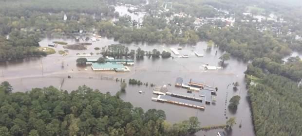 Ураган Флоренс США