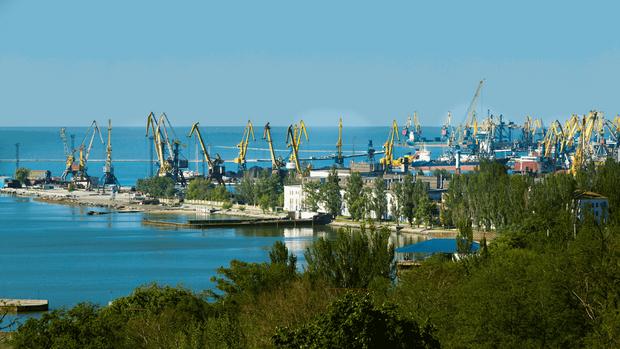 Порт Маріуполя