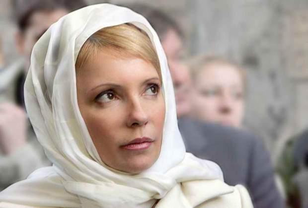 Єдина помісна церква Юлія Тимошенко