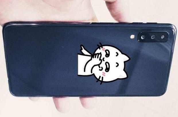 Новий смартфон від Samsung
