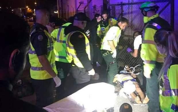 ДТП, Лондон, поліція, мечеть, потерпілі