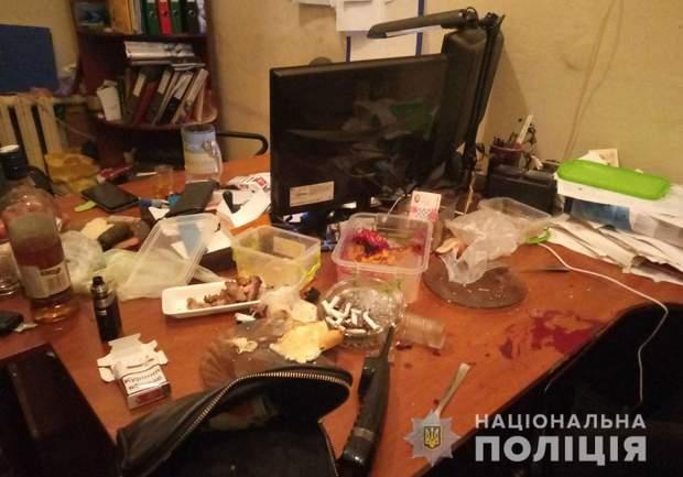 Харків університит Каразіна вбивство кримінал поліція