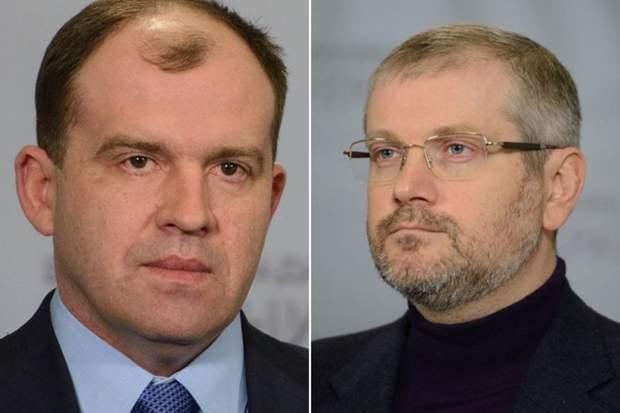 Луценко Вілкул Колєсніков