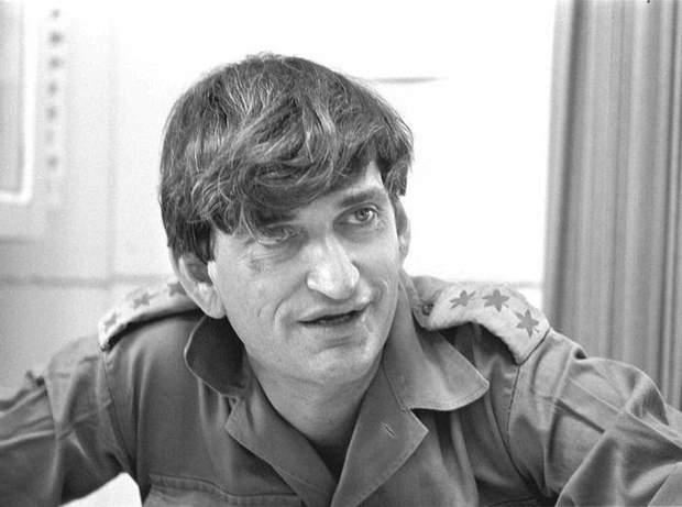 Генерал-майор Армії оборони Израїлю Авігдор