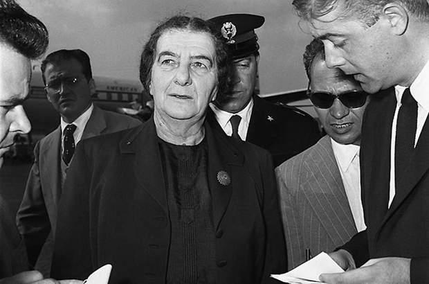 Голда Меїр – шанований політичний діяч в Ізраїлі
