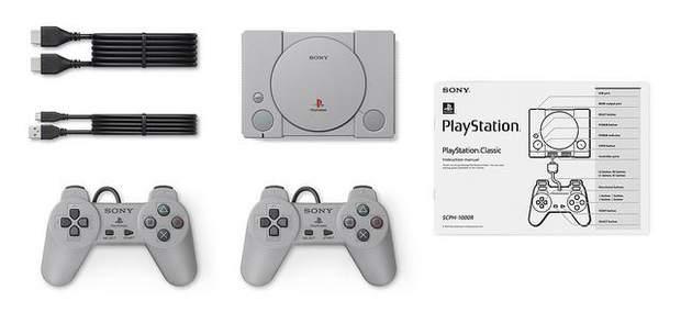 Sony перезапускає міні-версію PlayStation з вже встановленими іграми