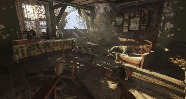 Трасування променів в реальному часі в грі Metro: Exodus