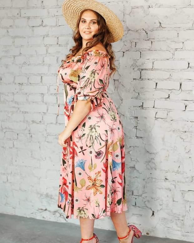 Учасниця Модель XL 2 сезон Вікторія Сковоронська