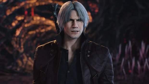 Головний герой гри  Devil May Cry – Данте