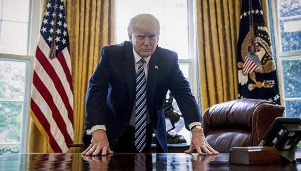 Трамп, США