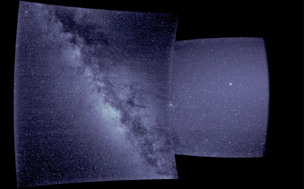 Перше фото Parker Solar Probe