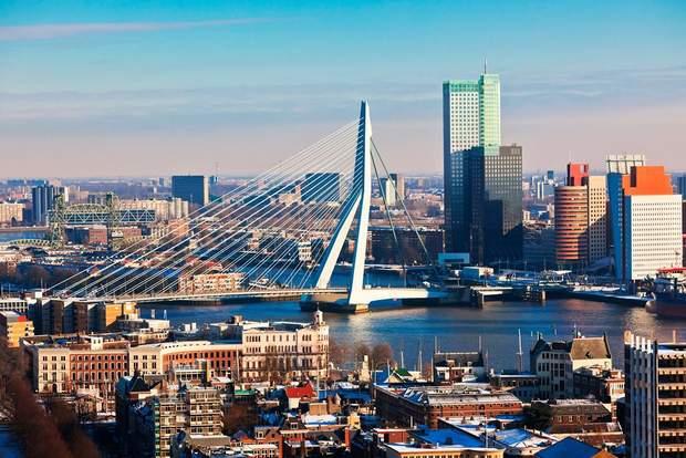 Роттердам – місто, у якому поєднались іновації та історія