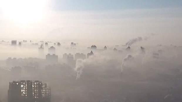 смог Київ