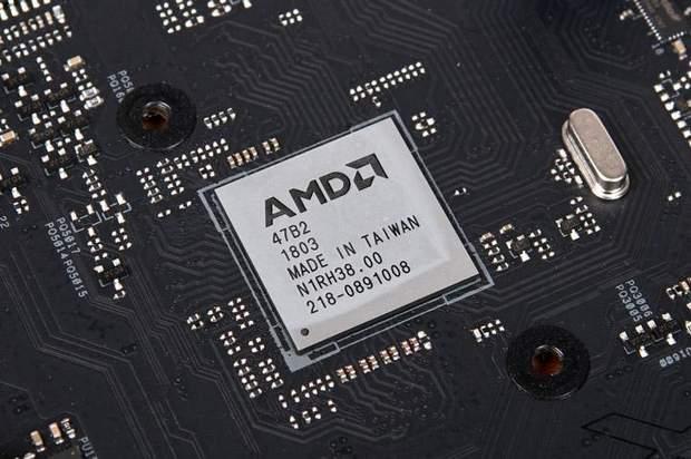 Чіпсет AMD X470