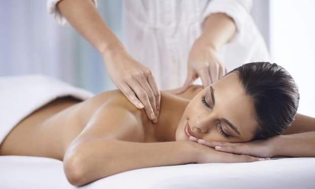 Пройдіть курс масажу, щоб уникнути болю у спині