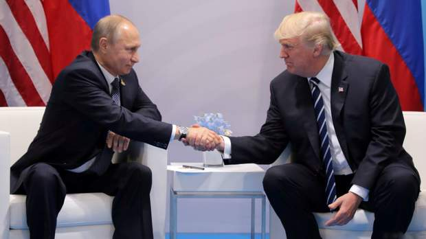 Зустріч Путіна і Трампа в Гельсінкі