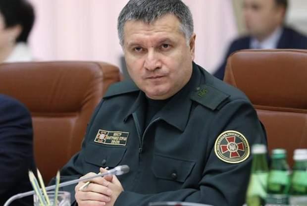 Міністр МВС Арсен Аваков