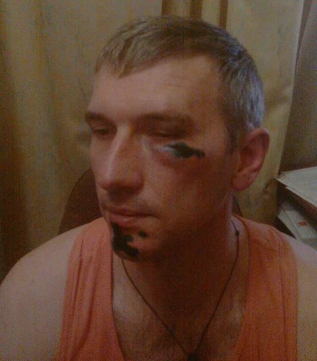 Михайлик, активіст, Одеса, напад, замах, Кримінал