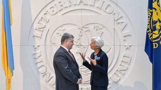 После встречи с миссией МВФ Украина двигаеться в заявленом направлении