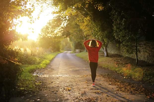 Ранкова пробіжка тренування