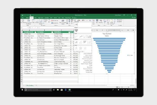 Microsoft  випустила Office 2019