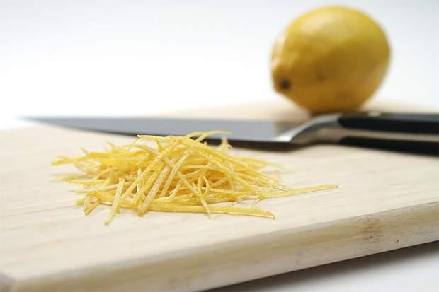 Цедра лимона для здоров'я кишківника