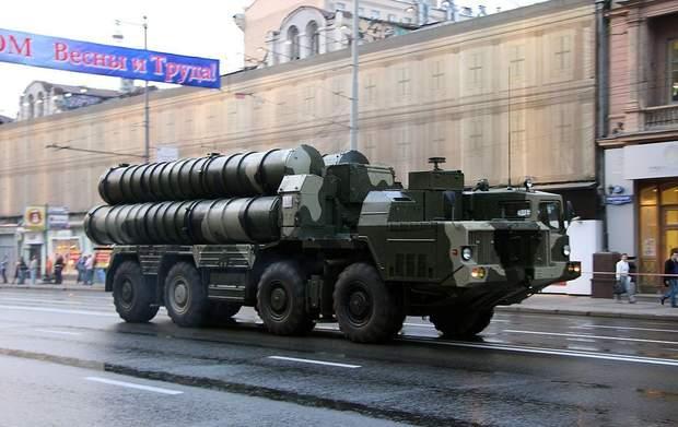 Зенитная ракетная система С-300