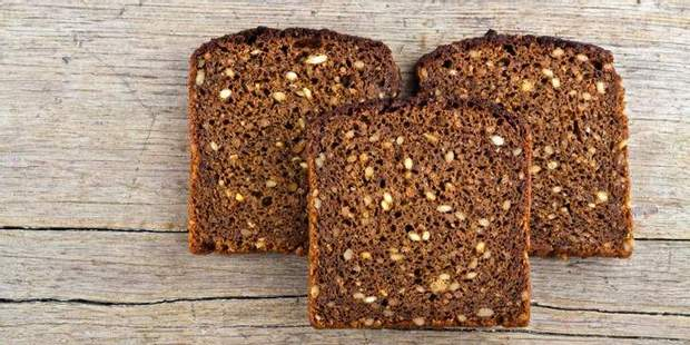 Цільнозерновий хліб