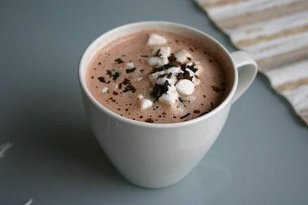 У какао міститься вітамін D2