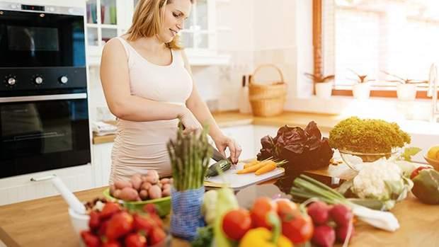 Чи корисні дієти під час вагітності
