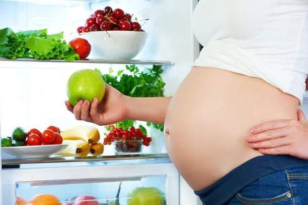 Дієти в цілому не шкодять вагітним