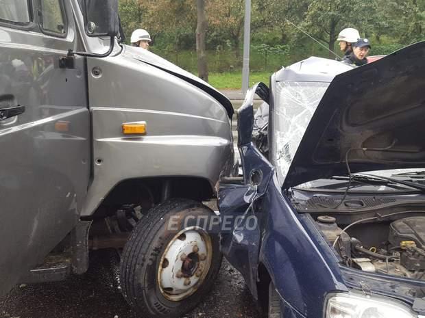 ДТП Київ аварія жертви поліція