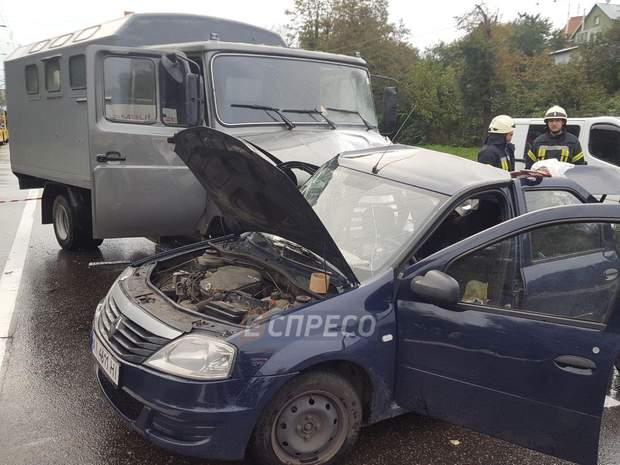 Київ ДТП аварія жертви поліція