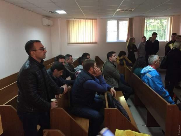 Одеса суд Михайлик розслідування