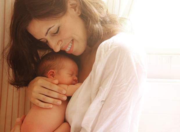 Нормалізація температури малюка