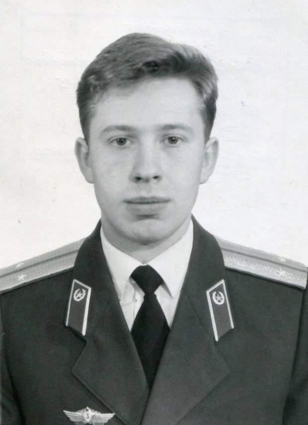 Курсант В'ячеслав Зінькевич
