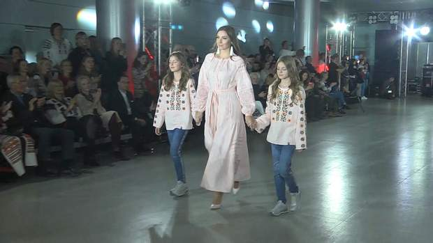 Показ моди у Львові