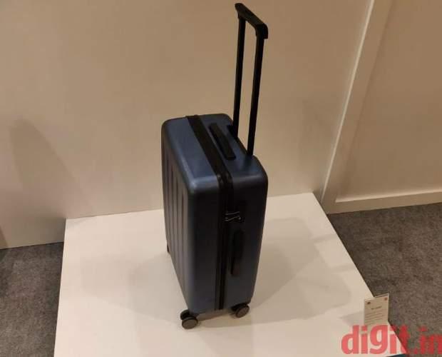 Xiaomi представила недорогі валізи