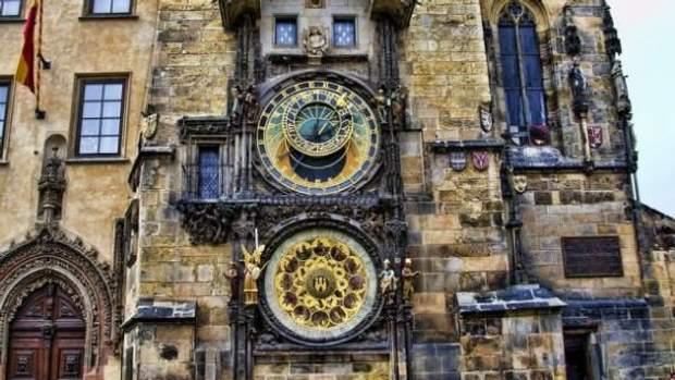 Астрономічний празький годинник