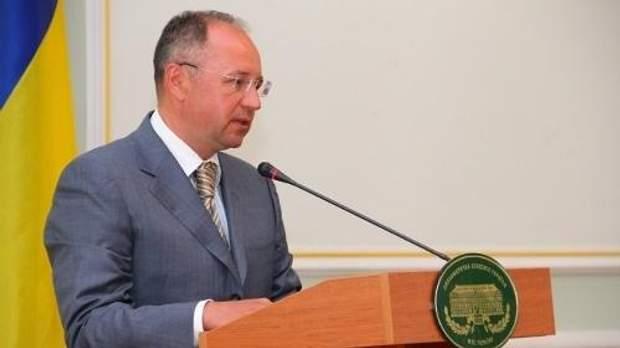 Дипломат Руслан Демченко