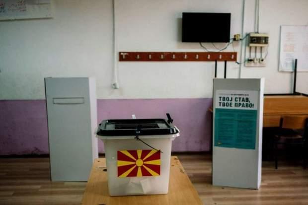 Референдум у Македонії
