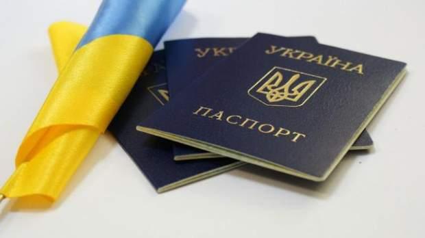 вибори президента України паспорт